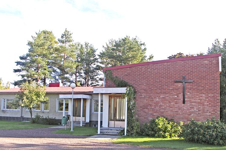 Kyläsaaren seurakuntatalo
