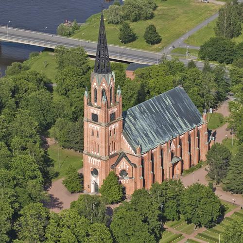 Keski-Porin kirkko