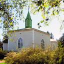 Reposaaren kirkko