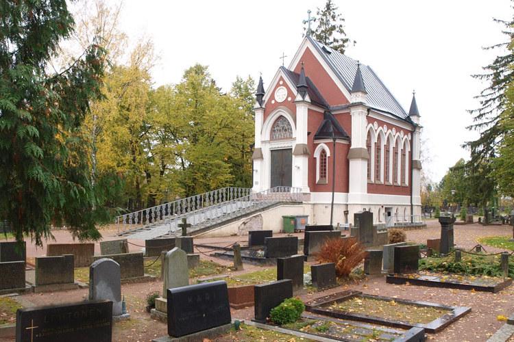 Pieni kappeli