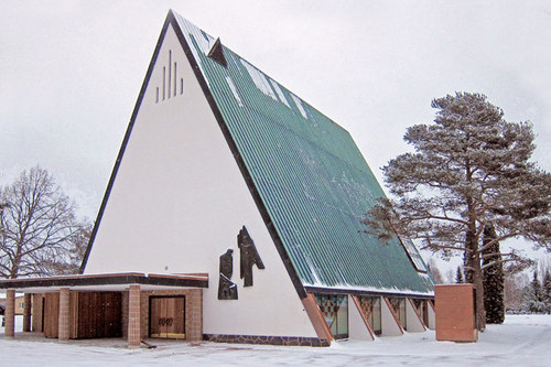 Iso kappeli