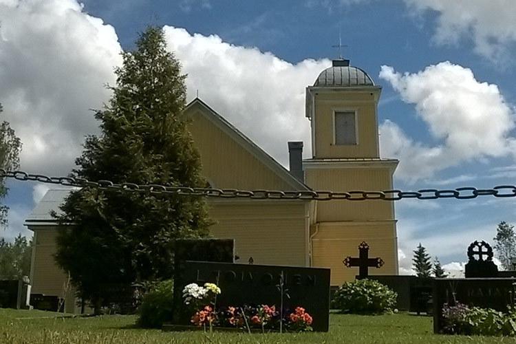 Lassilan kirkko