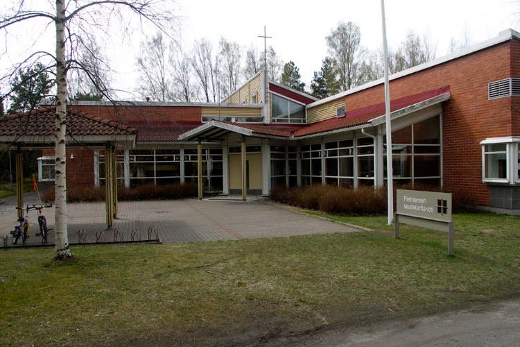 Pietniemen seurakuntatalo