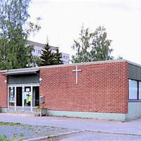 Pormestarinluodon seurakuntakoti