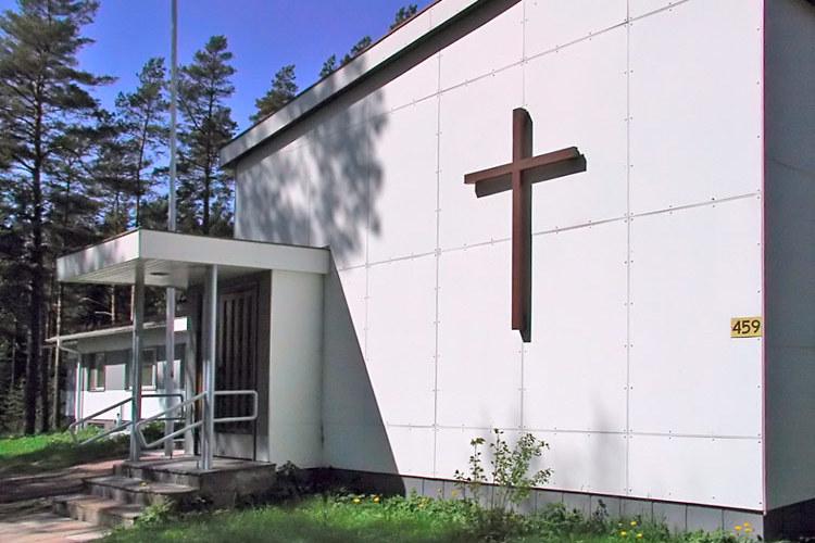 Preiviikin kirkko