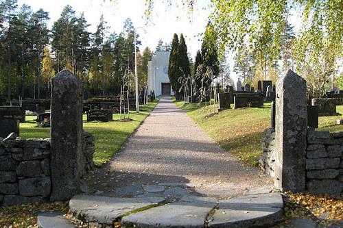 Lavian hautausmaa